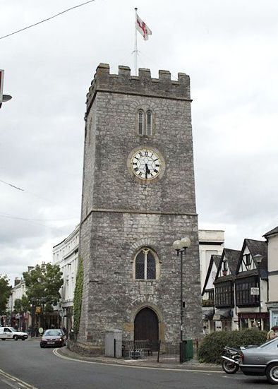 St Leonards Tower Newton Abbot