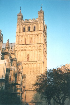 Exeter, Cathedral Church of S Peter: 12, 72-2-2