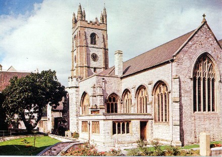 Plymouth Minster Church